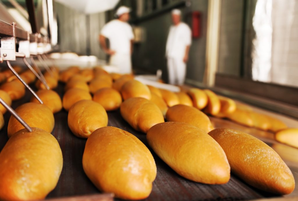 Bakery Food production